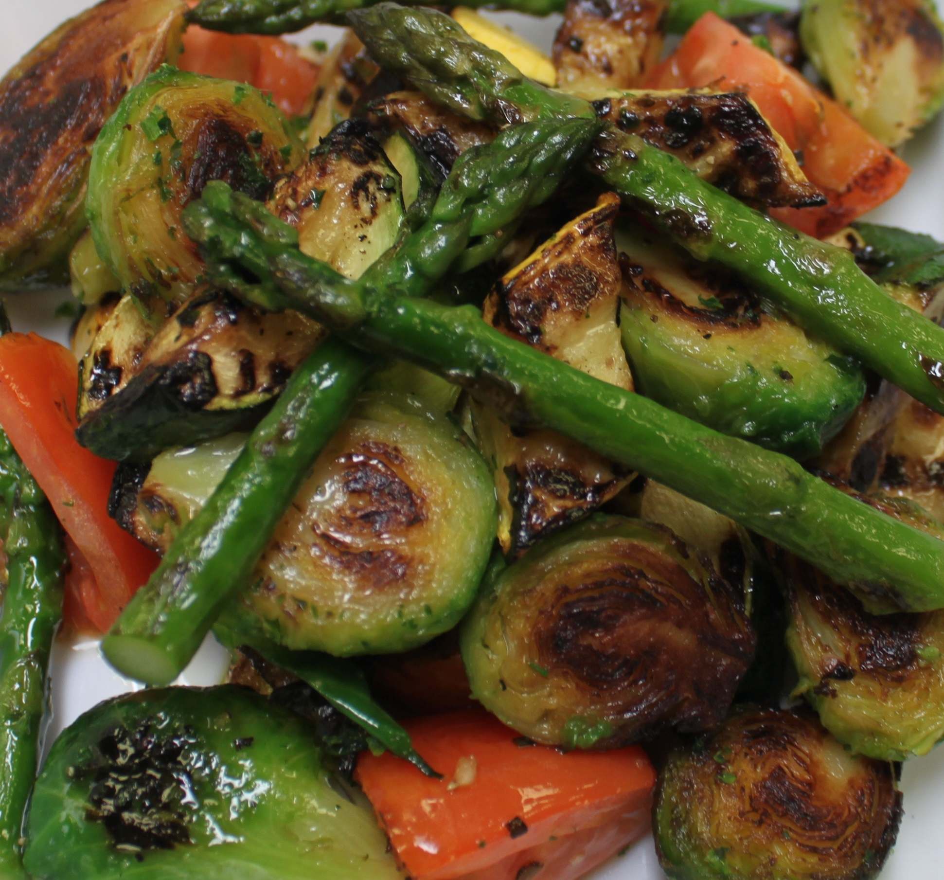 Grilled Vegetable Medley