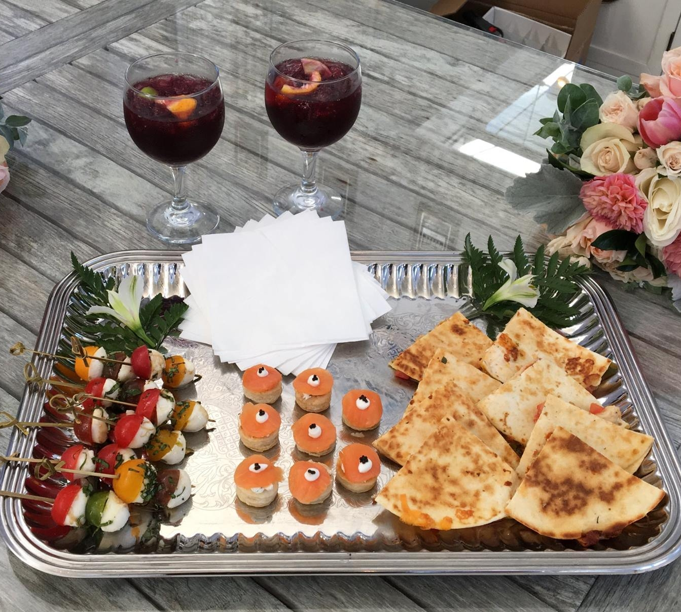 Hors D'oeuvres Gallery