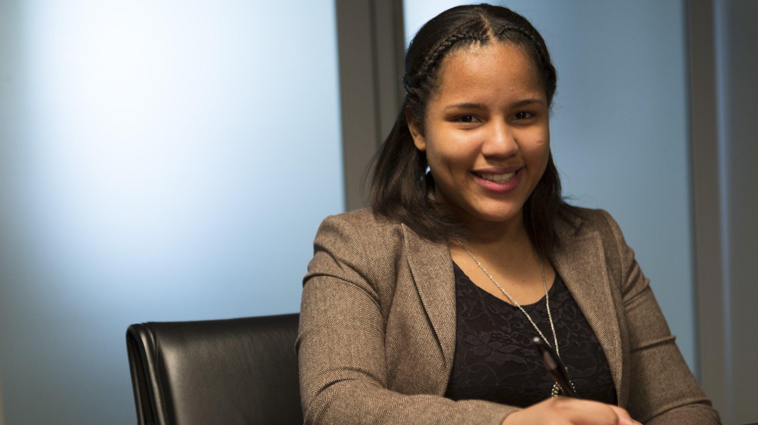 Laura Toledano - Aurea E. Beltran Memorial Scholarship