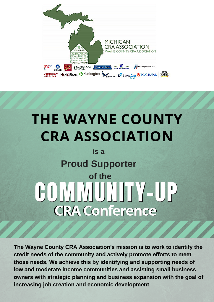 Thank you Wayne County CRA Association for Your Support -