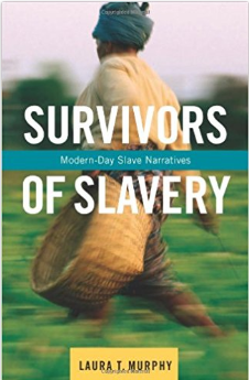 And Abroad: Survivor voices lead the movement to end slavery. -