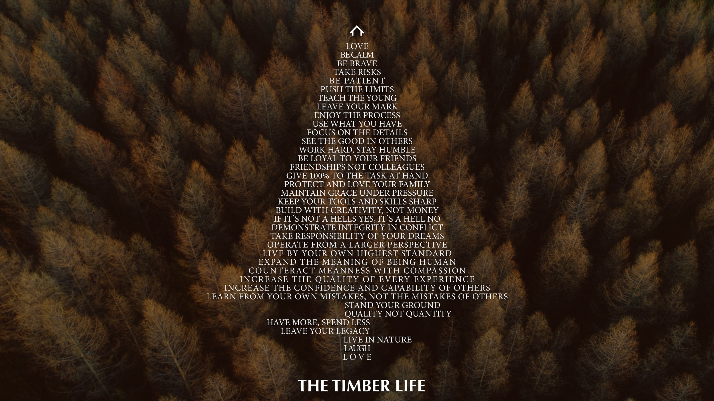 The Timber Life