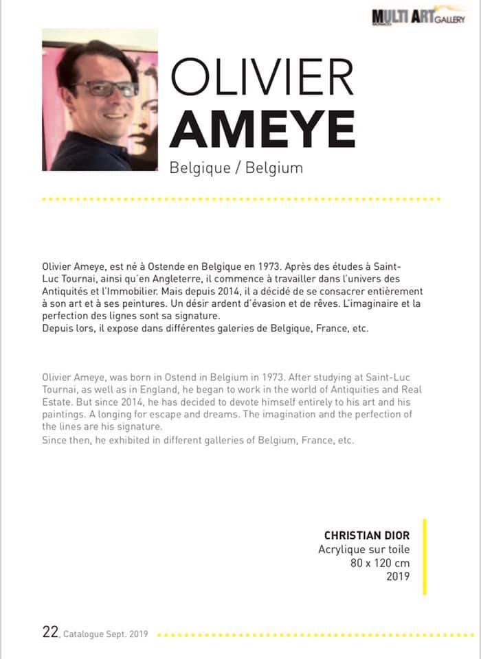 Catalogue Paris Expo September 2019