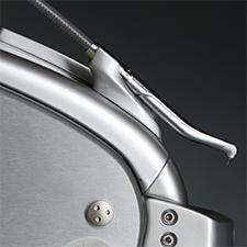 BIOLASE    FLOWING METALLIC FORMS   Dental laser for hard and soft tissue