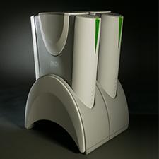 INDIGITA    ERGONOMICS IN HARD DRIVE TECHNOLOGY   Hard drive and base system