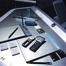 APPLE    THE FUTURE IN COMPUTER ERGONOMICS   Advanced concepts for user interactivity