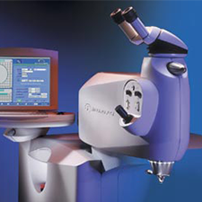INTRALASE    INVENTION OF INTRALASIK   Patton Design helps invent a revolution in Lasik surgery