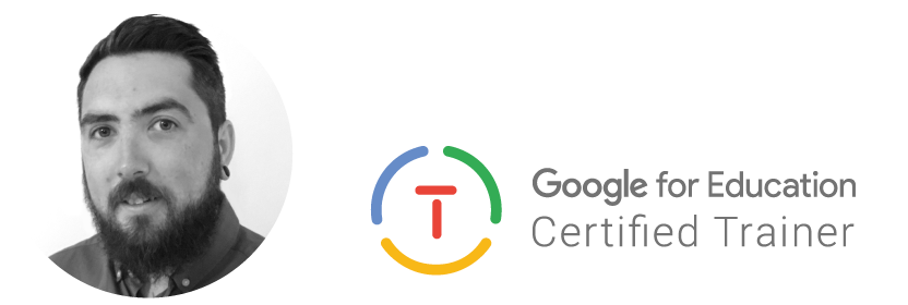 Tom Lewis - Google for Education Certified Trainer