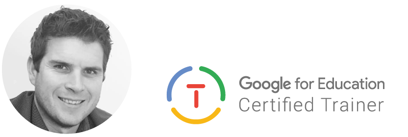 Guto Aaron - Google for Education Certified Trainer