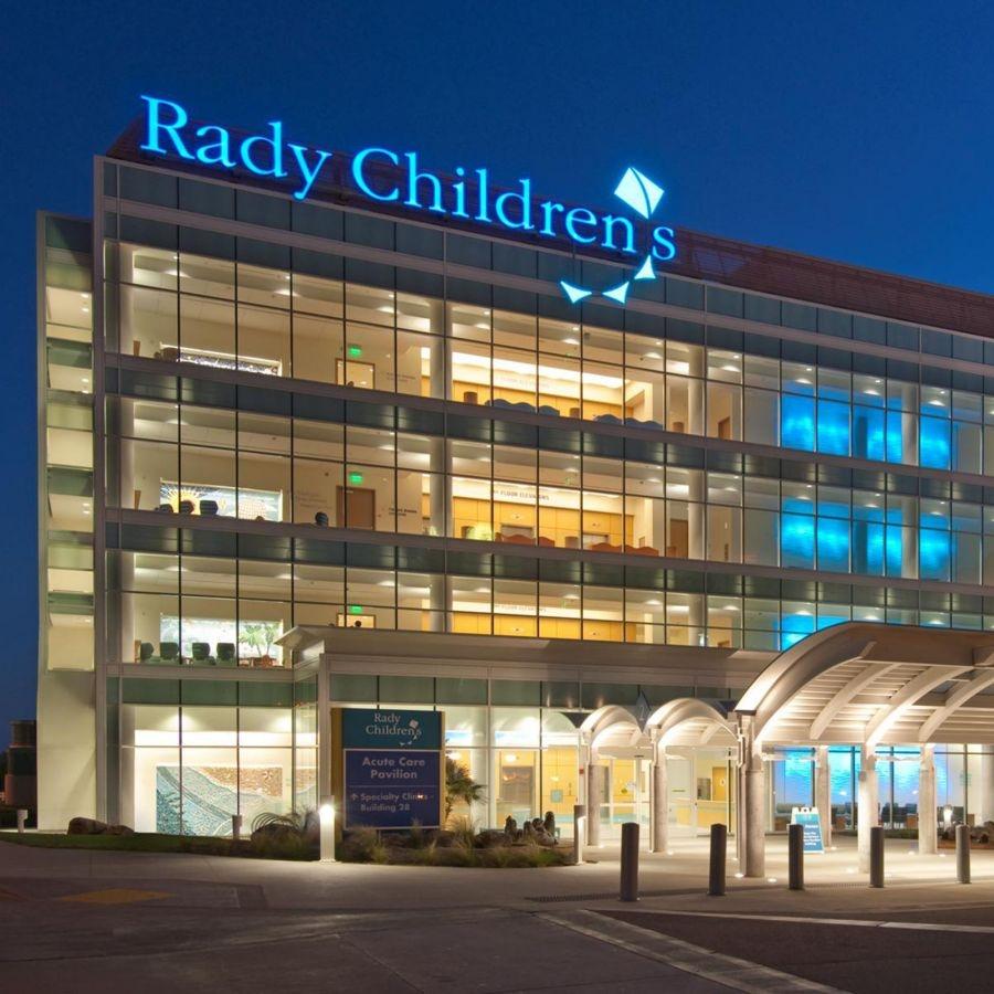 RADY CHILDREN'S HOSPITAL -