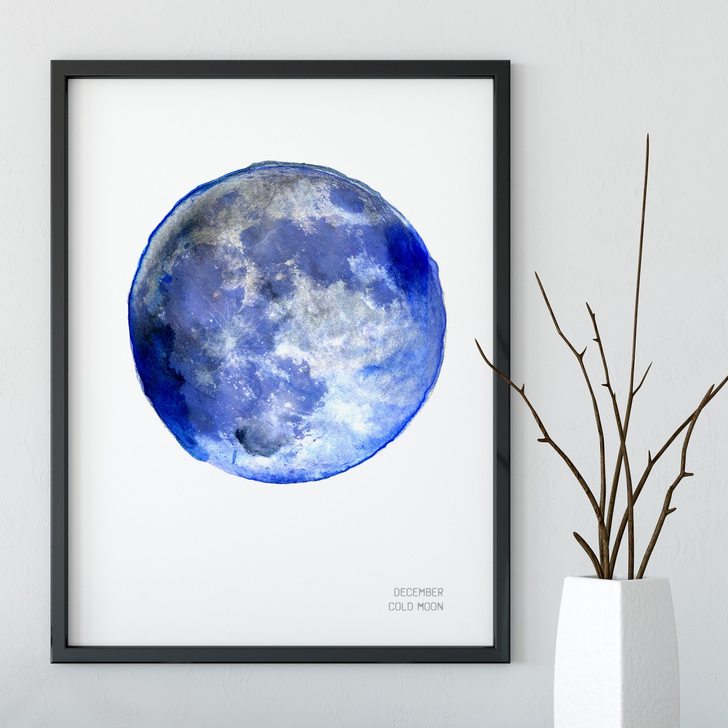 December Best Christmas Markets Drawn Together Moon Drawn Together Art Collective Art Prints Craft Fair London