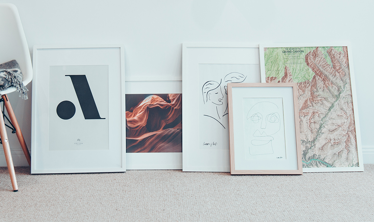 Get creative with Photos, Maps and Art Prints