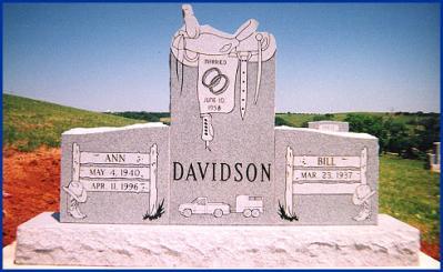 15. Gracemont Cemetery, Gracemont, OK
