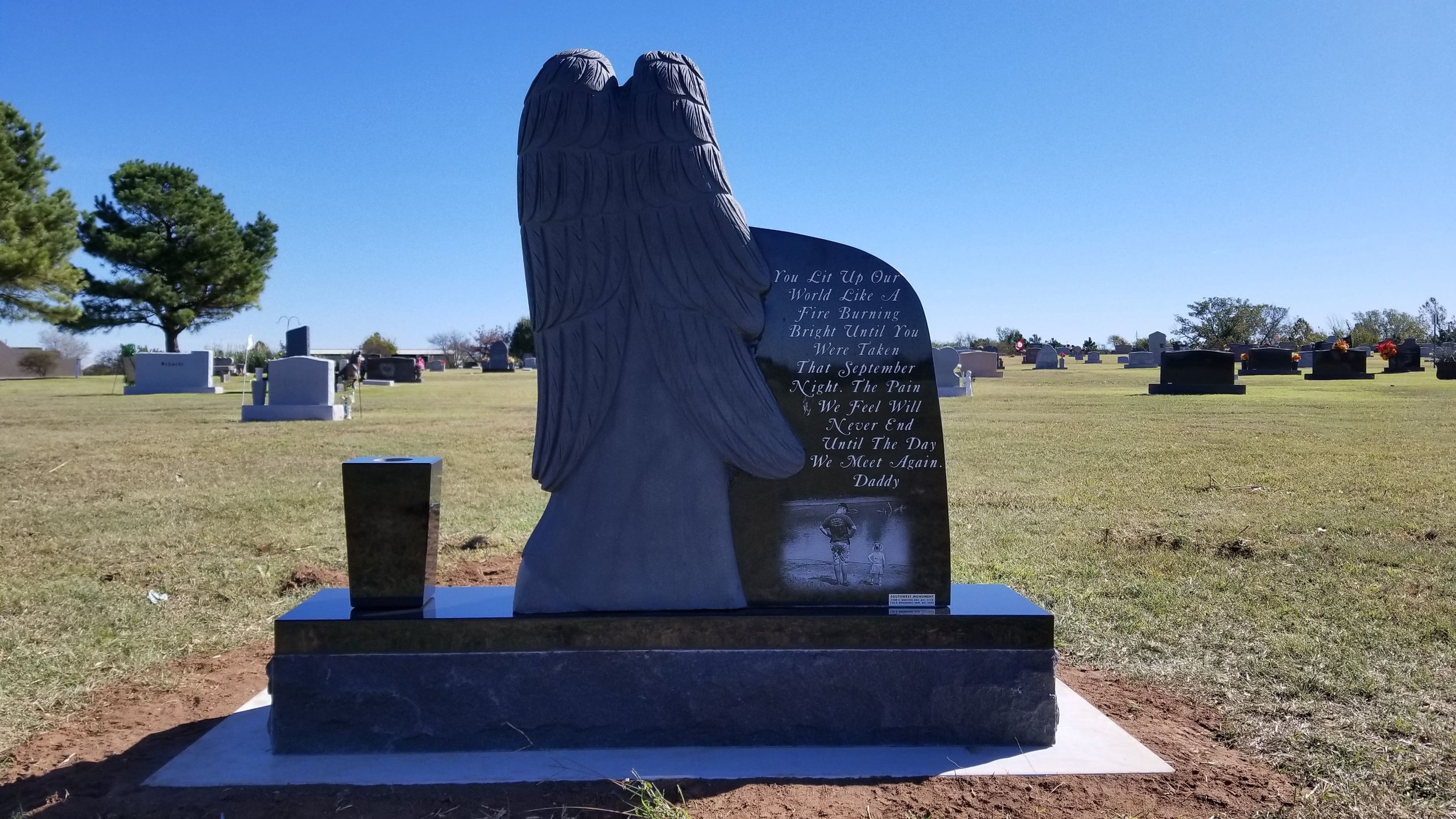 35. Fairview Cemetery, Tuttle, Oklahoma