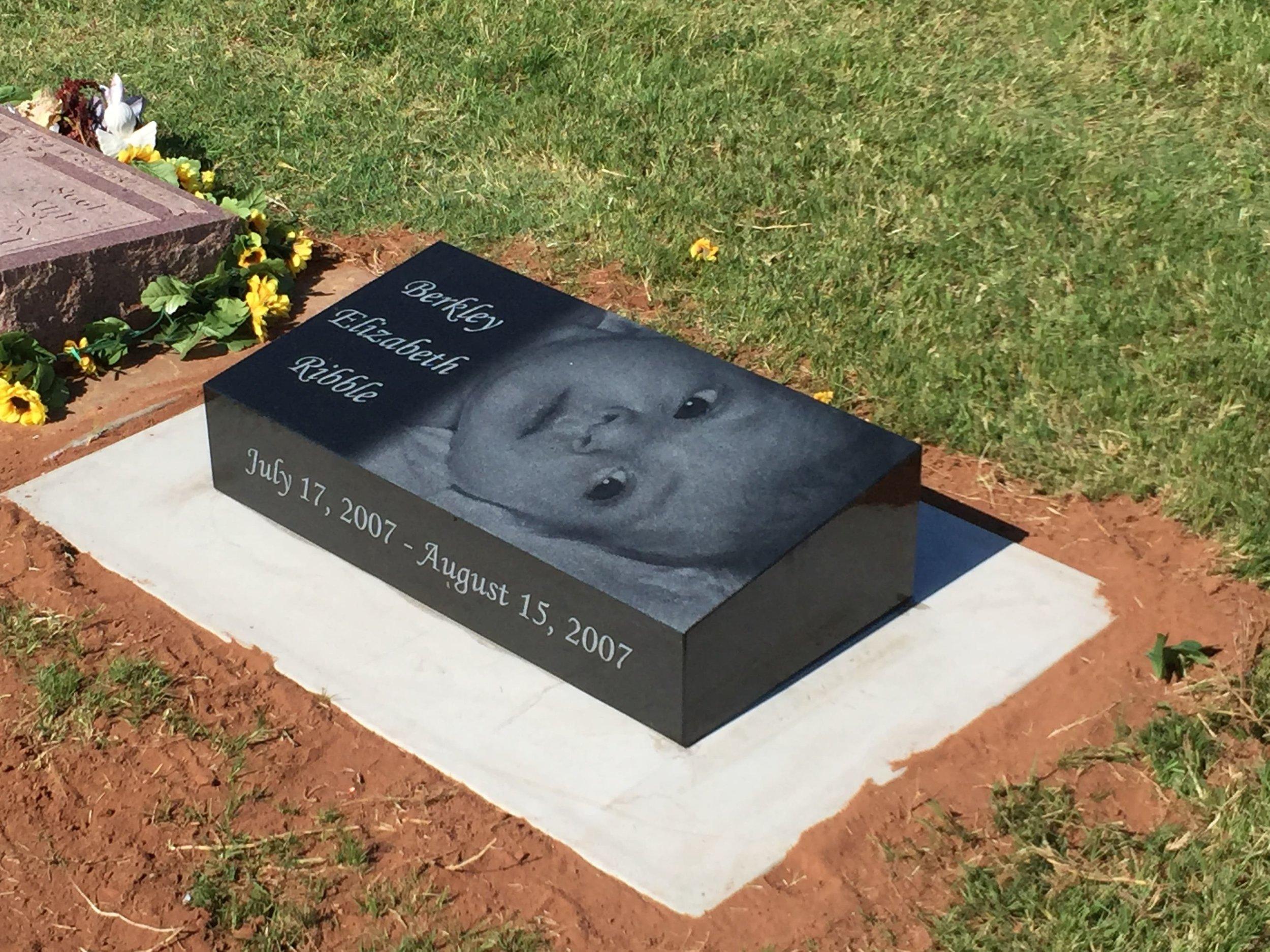 4. Mustang Cemetery, Oklahoma