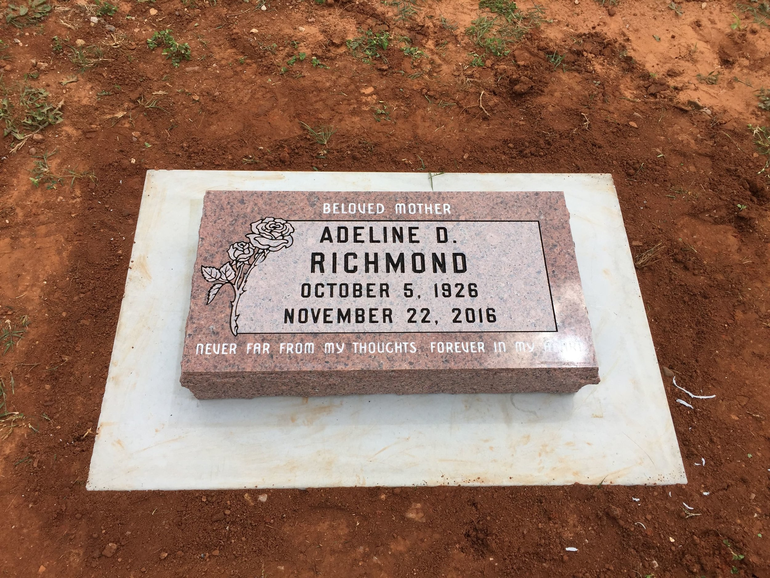 14. Trice Hill Cemetery, Forest Park Oklahoma