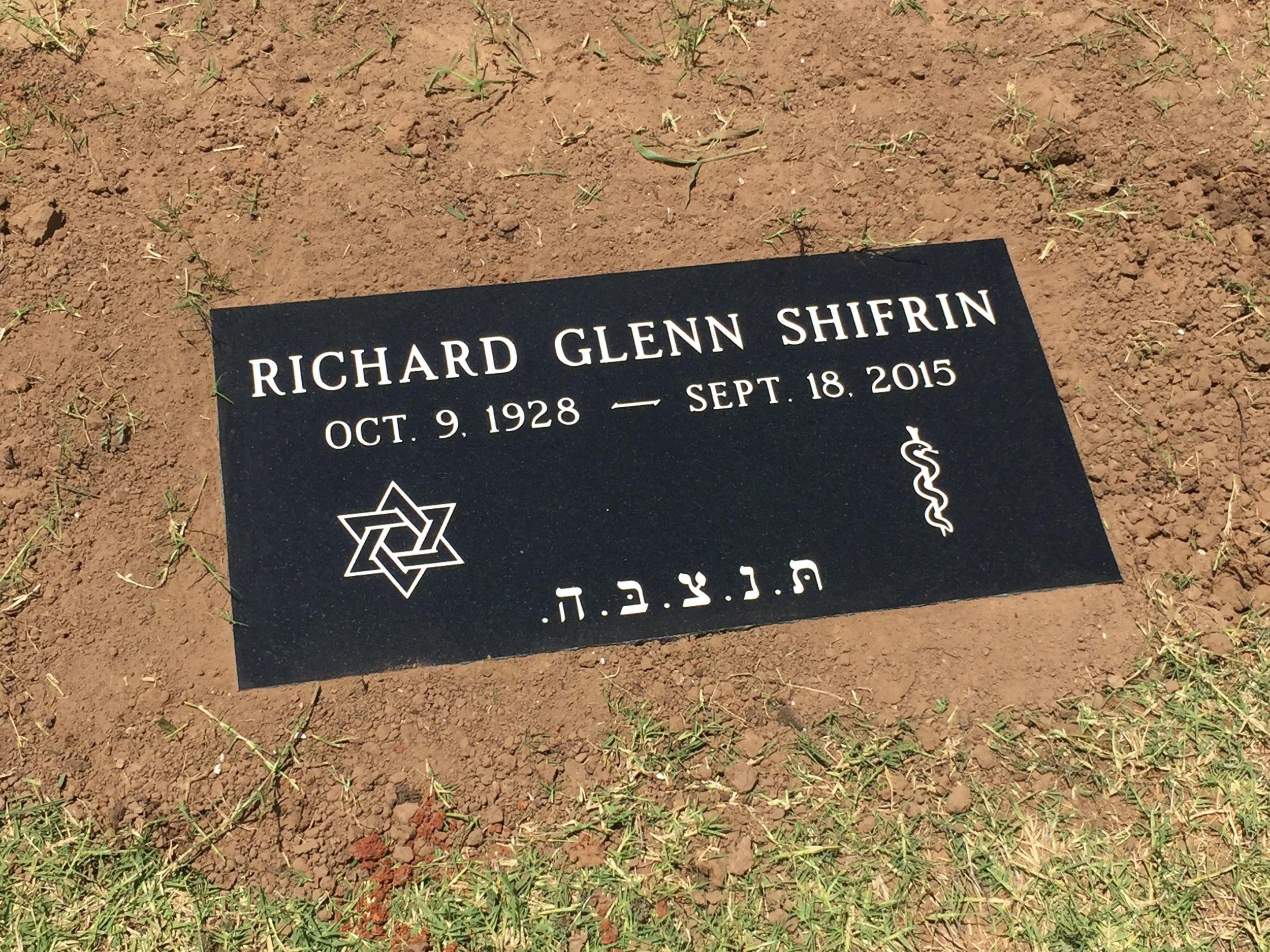 17. Temple B'nai Israel Cemetery