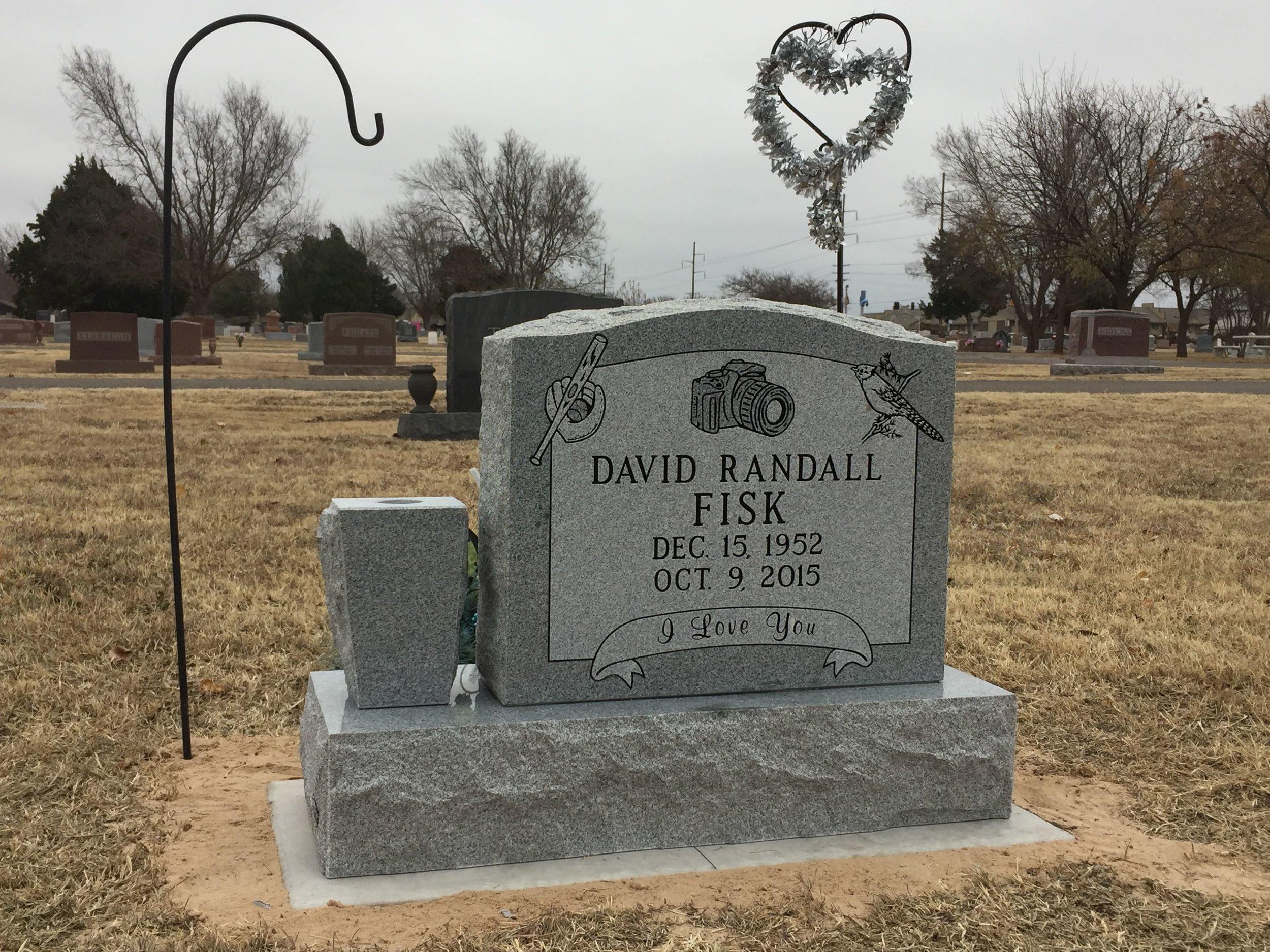48. Gracelawn Cemetery, Edmond