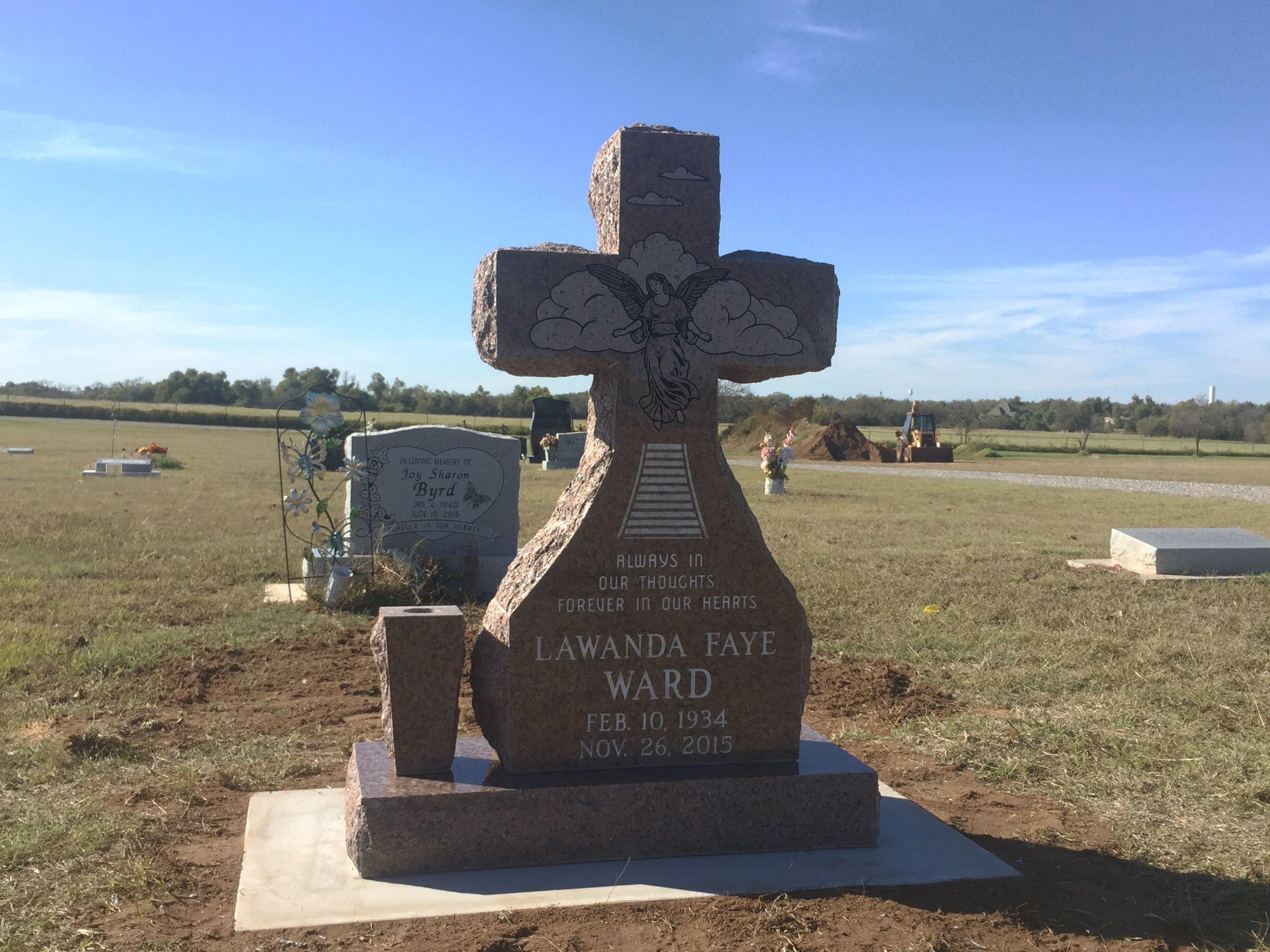 57. Fairview Cemetery, Tuttle