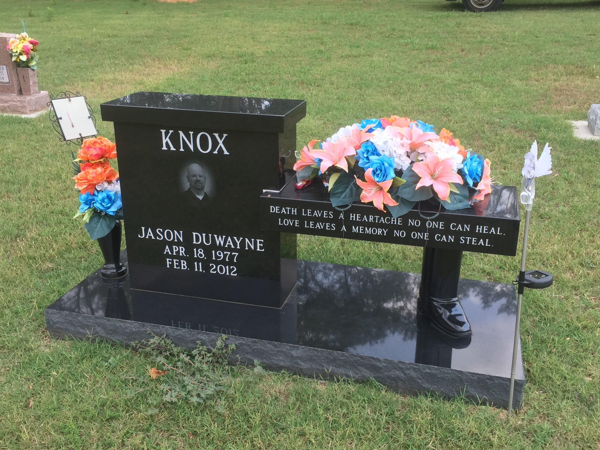 60. Memory Lane Cemetery, Harrah