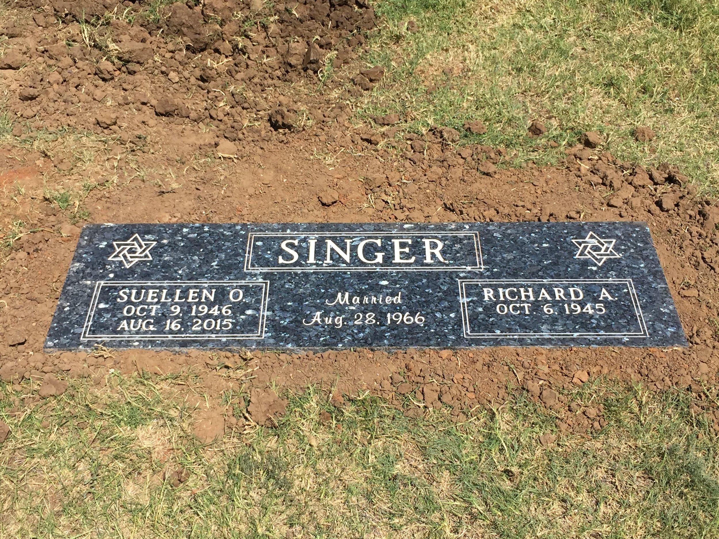 1. Temple B'nai Cemetery