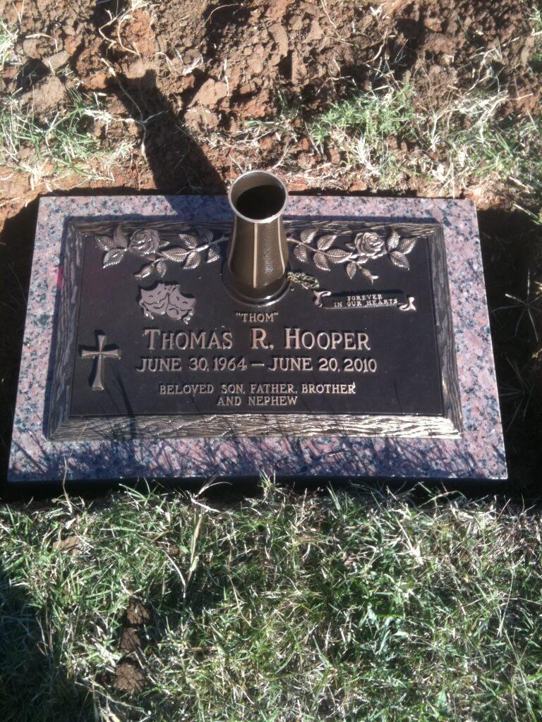17. Memorial Park Cemetery