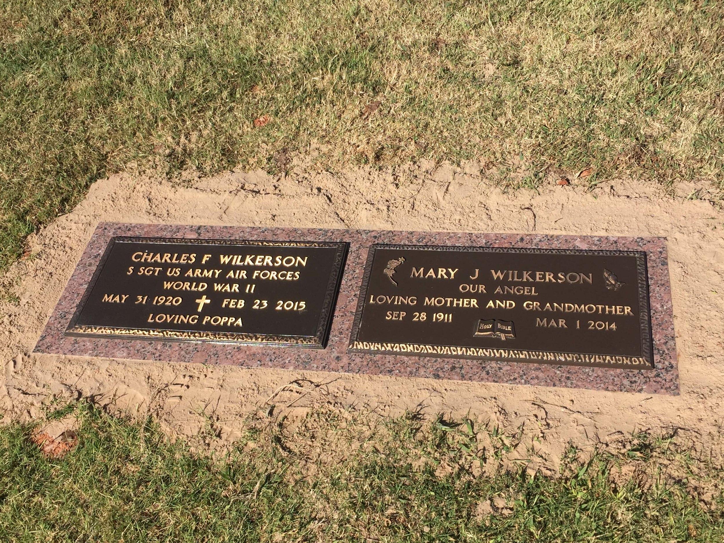 5. Gracelawn Cemetery, Edmond