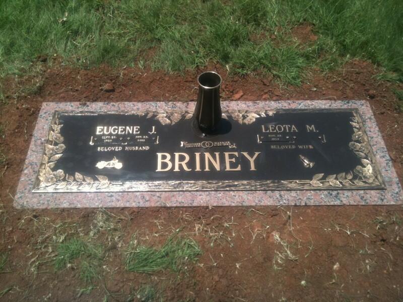 12. Memorial Park Cemetery, OKC