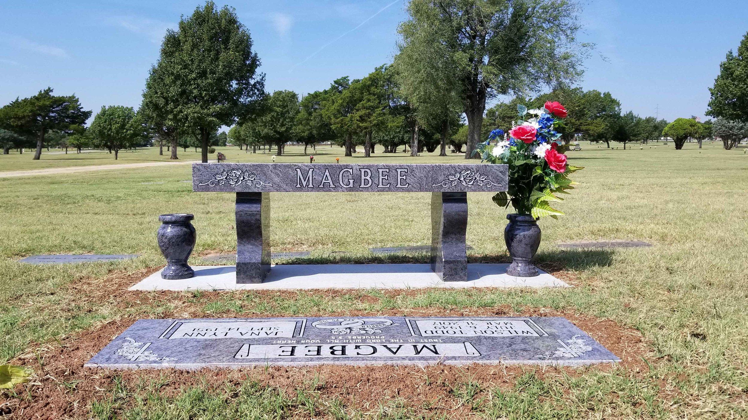 1. Memorial Park Cemetery, OKC