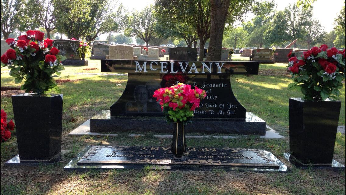15. Memorial Park Cemetery