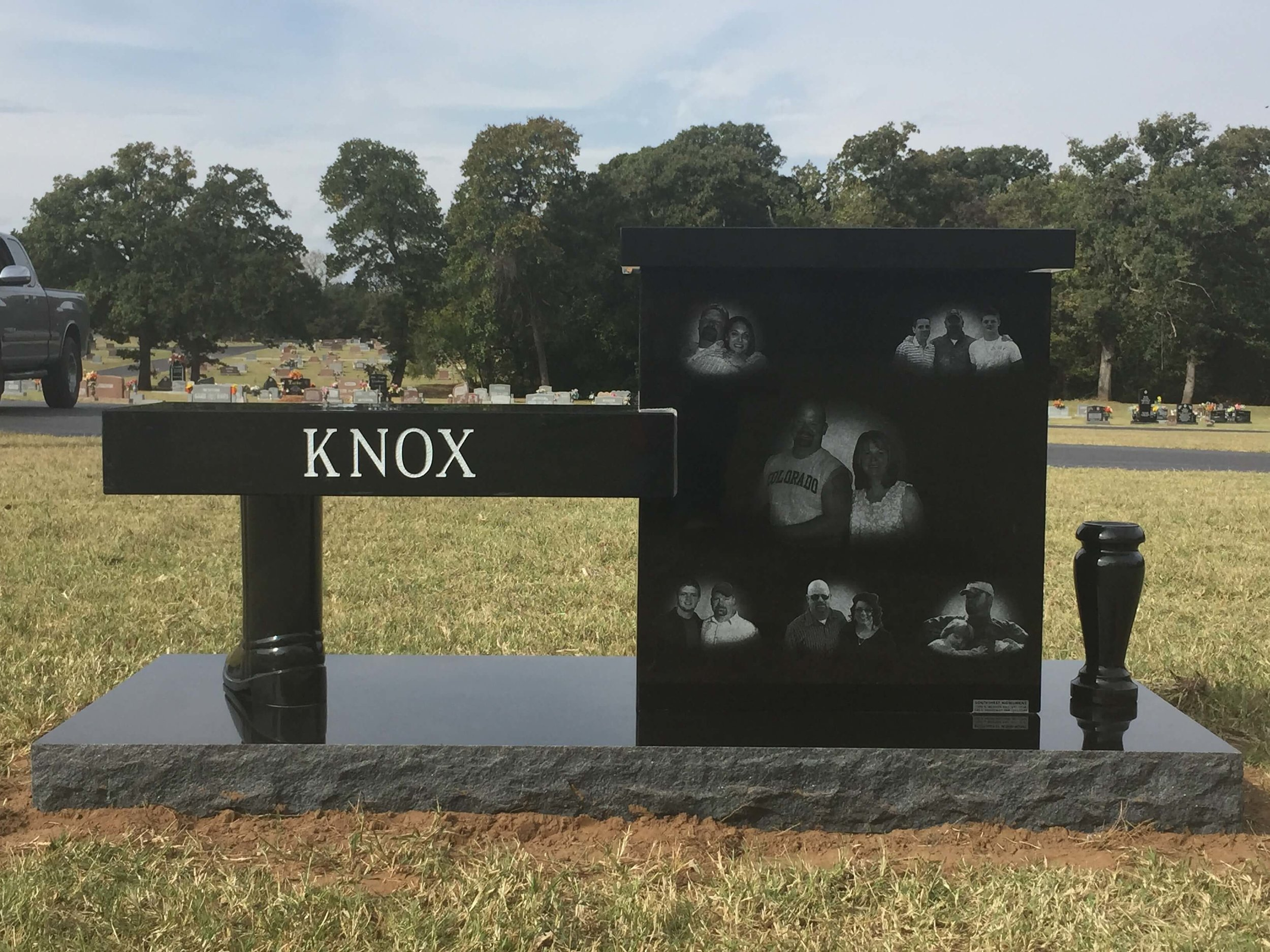 14. Memory Lane Cemetery, Harrah