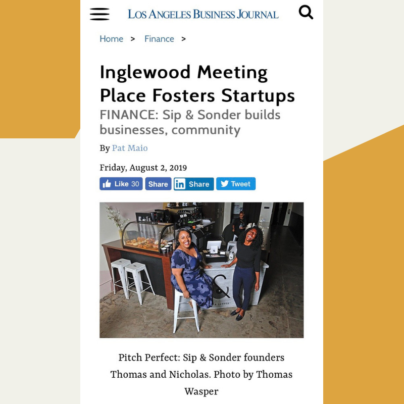 LA Business Journal | August 2019