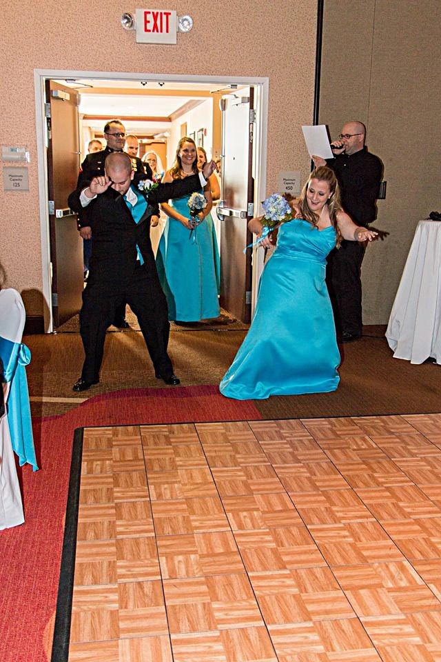 Katie & Nick's Wedding Intros