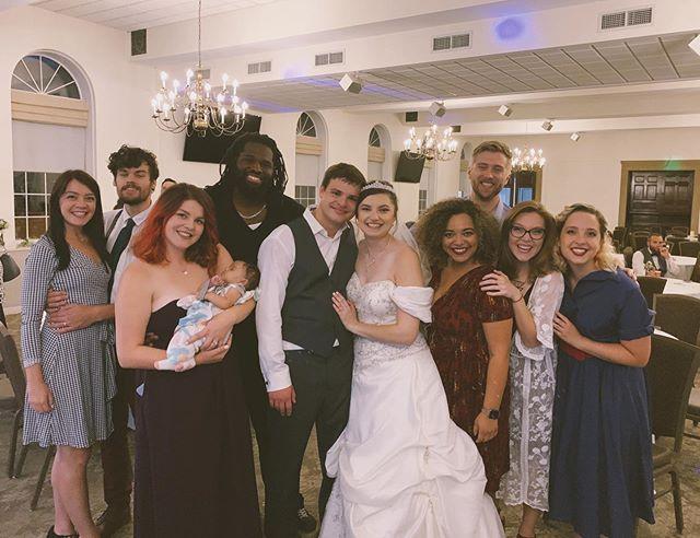 My sweet friends got married today 😊❤️