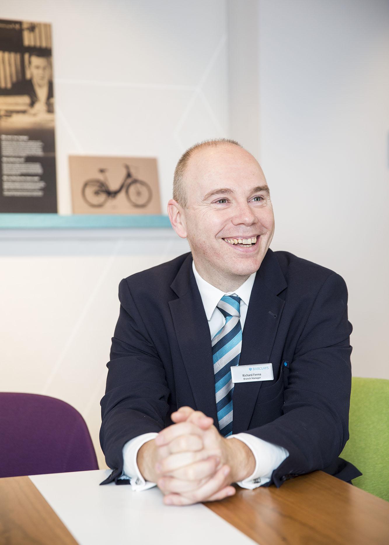 Richard Fenna for Barclays