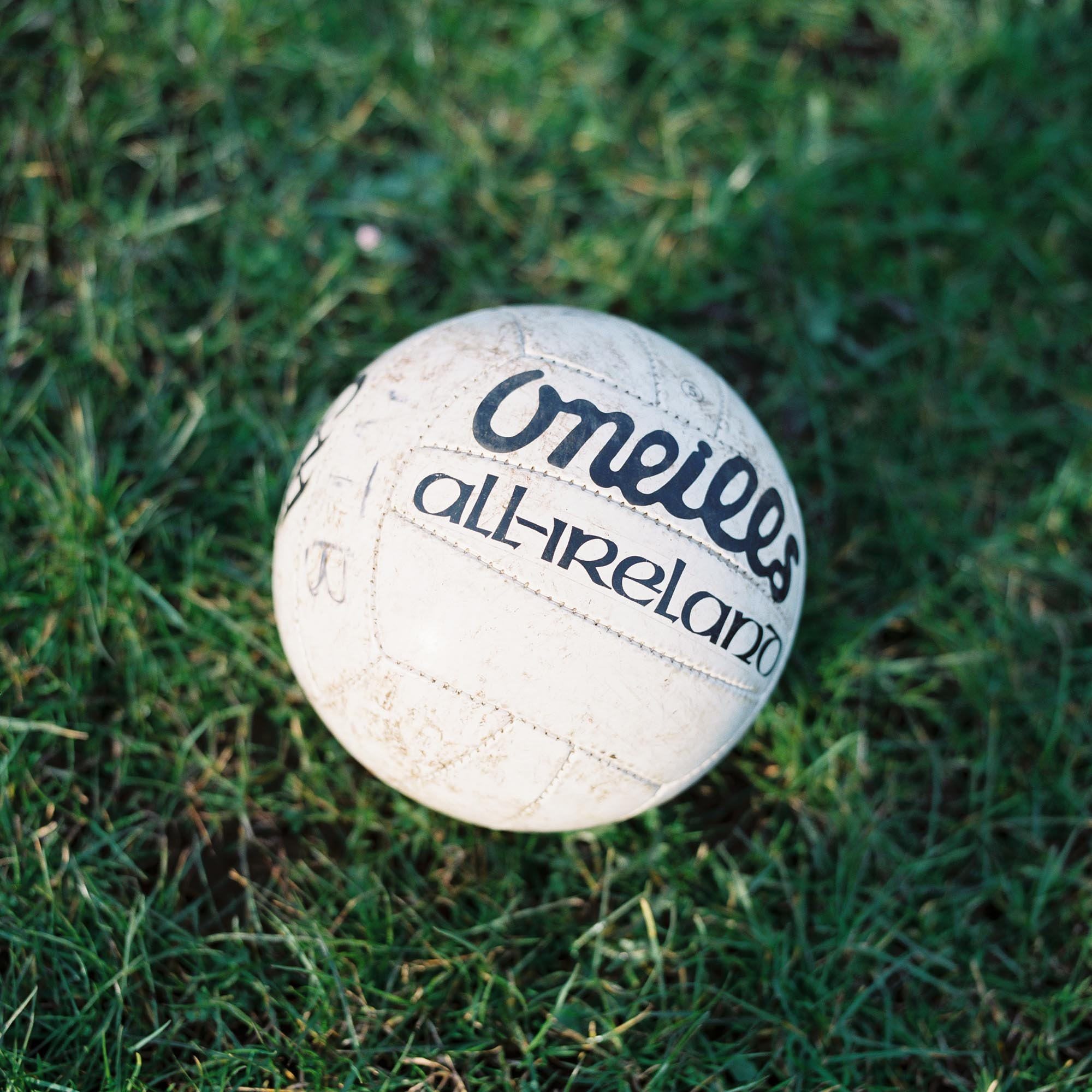 A GAA football