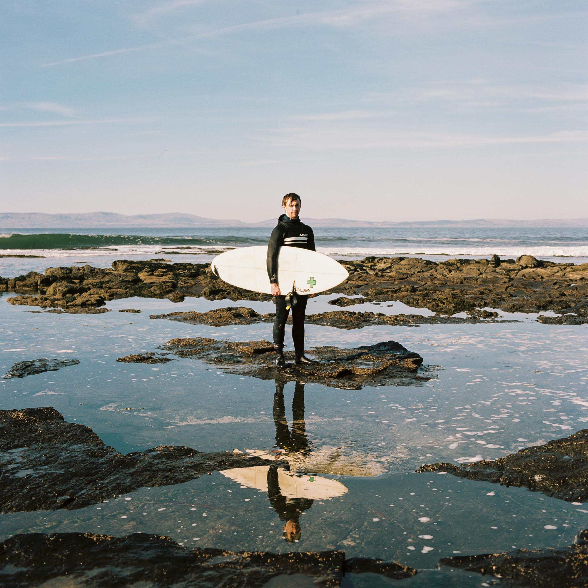 Cian Logue, Bundoran, County Donegal