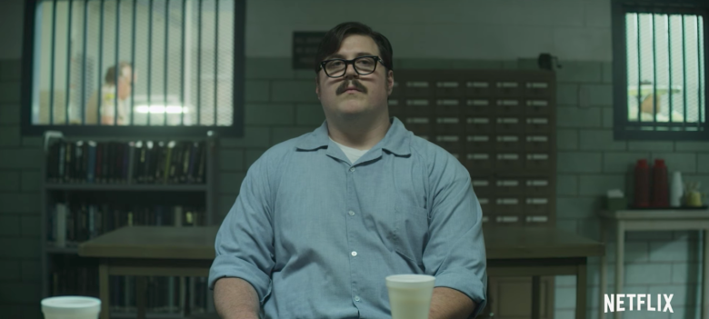 Ed Kemper - Mindhunter 2017 Netflix Review