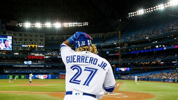 Prospects like Vladimir Guerrero Jr. can provide great hope for baseball fans. The book of Jeremiah also speaks of great hopes we can have in our journey with God. Read about this in this week's Baseball Guy's Bible Guide:  https://completegameministries.org/bot9/2019/5/7/a-baseball-guys-bible-guide-jeremiah