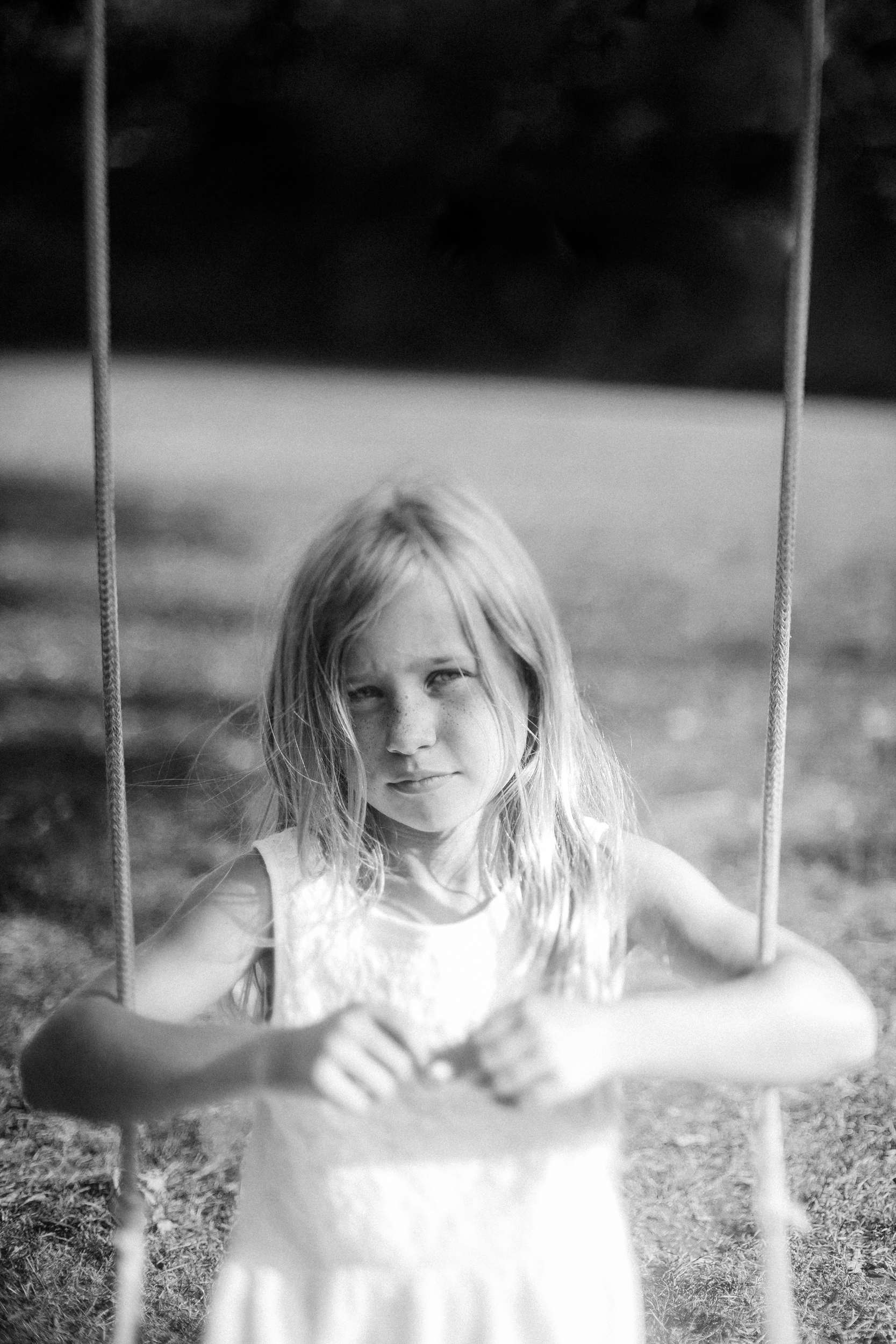 "HOLLY DONOVAN -  ""Tree Swing""  ISO 640, 1/160, 50mm lens, freelensed"