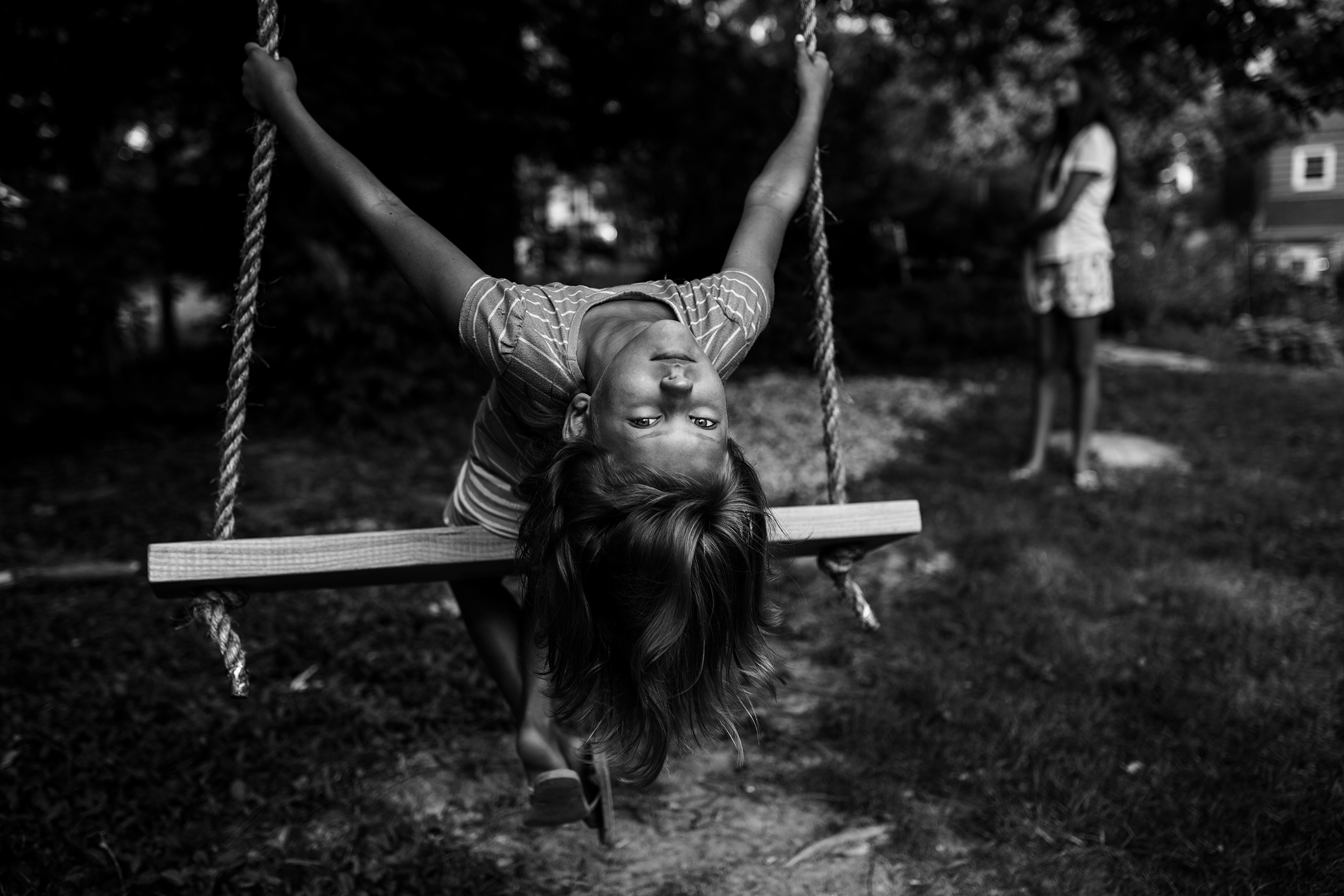 "MONICA HART - ""Her; Swinging""  35mm, ISO 100, f2.2, 1/500"