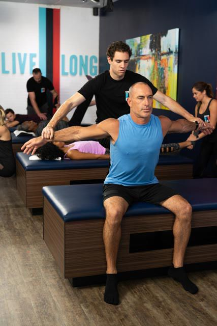 4. Stretch-Only Studios - Say hello to the newest boutique fitness studio trend…stretching studios. For most of us, we do not consider stretching alone to be a fun activity. However, being stretched out by a professional sounds much more enticing and can provide some seriously beneficial and lasting effects.