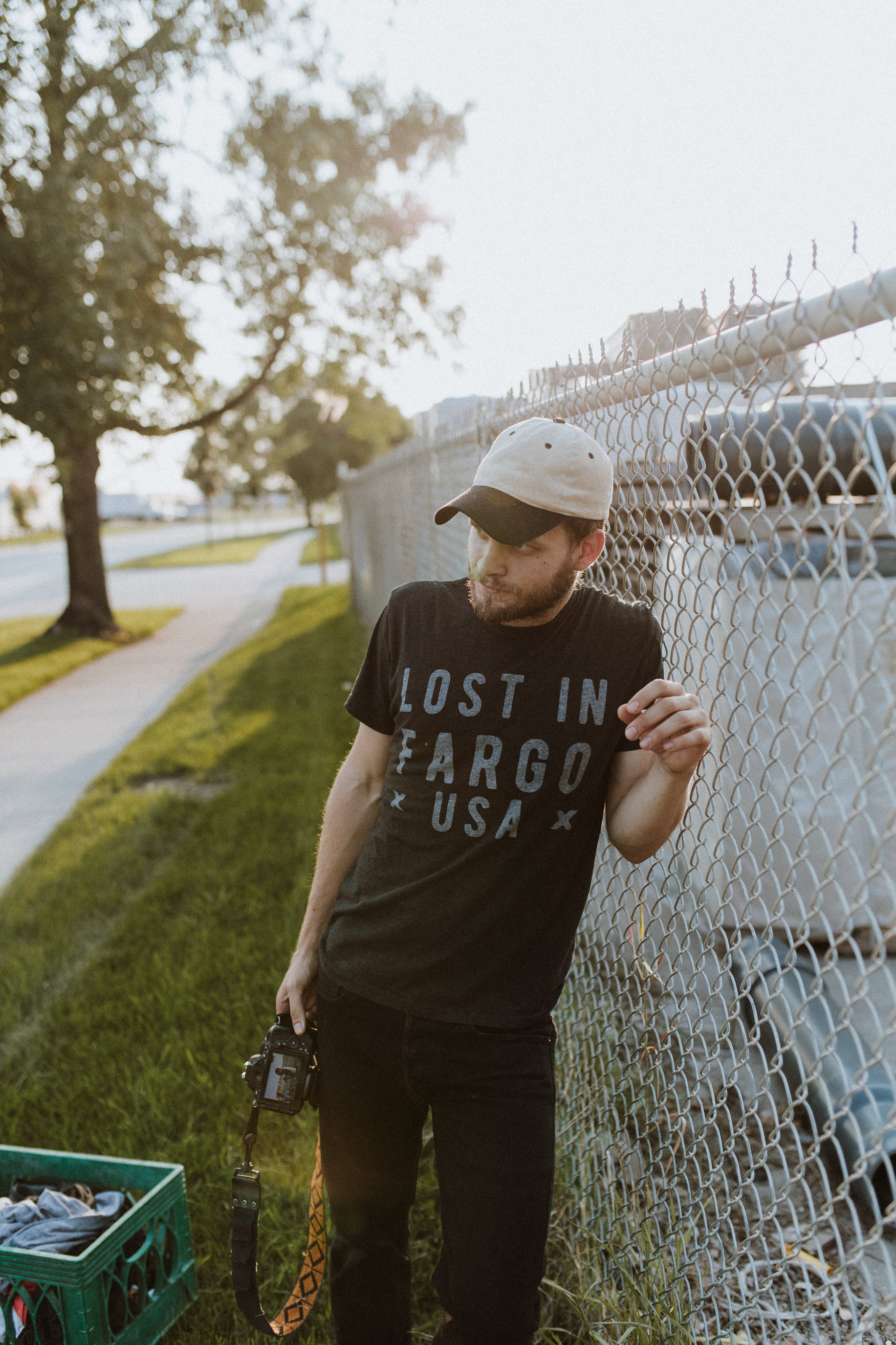 Lost in Fargo was created by Nels Hunstad, a Fargo native and creative. Hire him.nels.hunstad@gmail.com