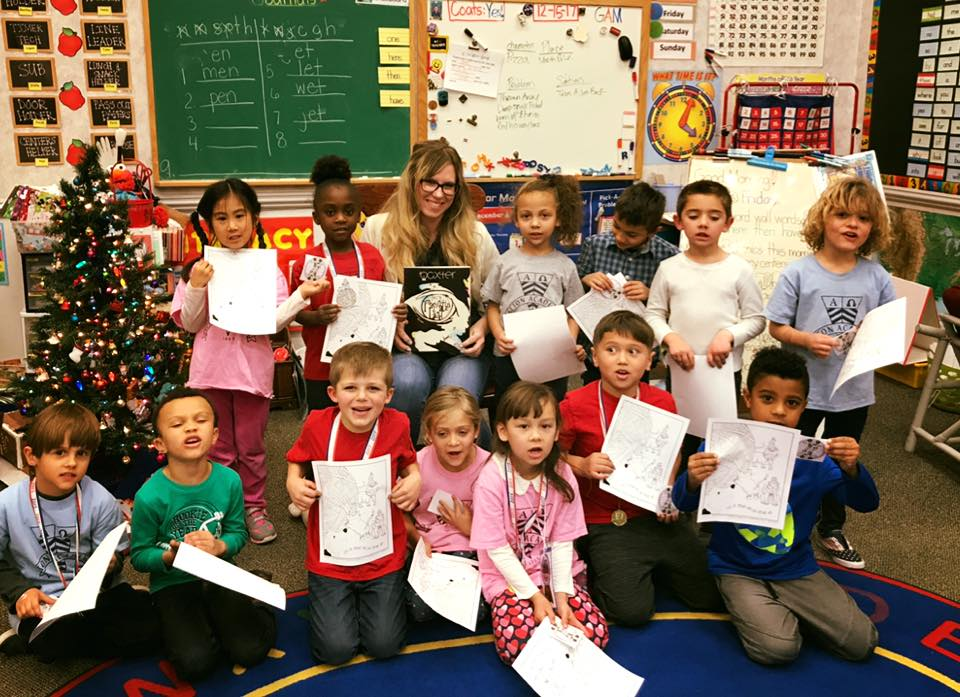 Ms. Connie's Kindergarten Class