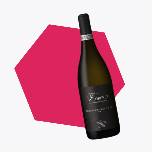 Aaldering Florence White Blend Chardonnay Sauvignon Blanc South Africa Stellenbosch