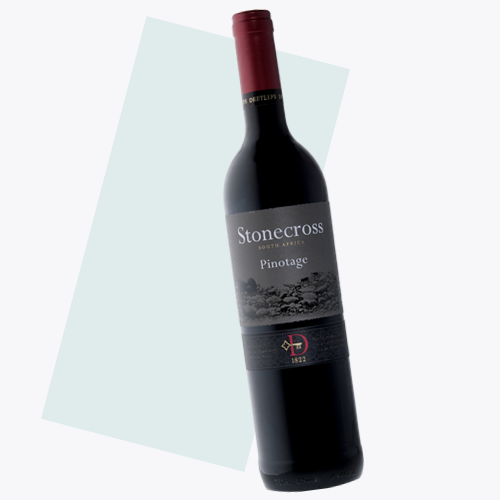 Stonecross Pinotage By Deetlefs Wine Estate Breedekloof South Africa