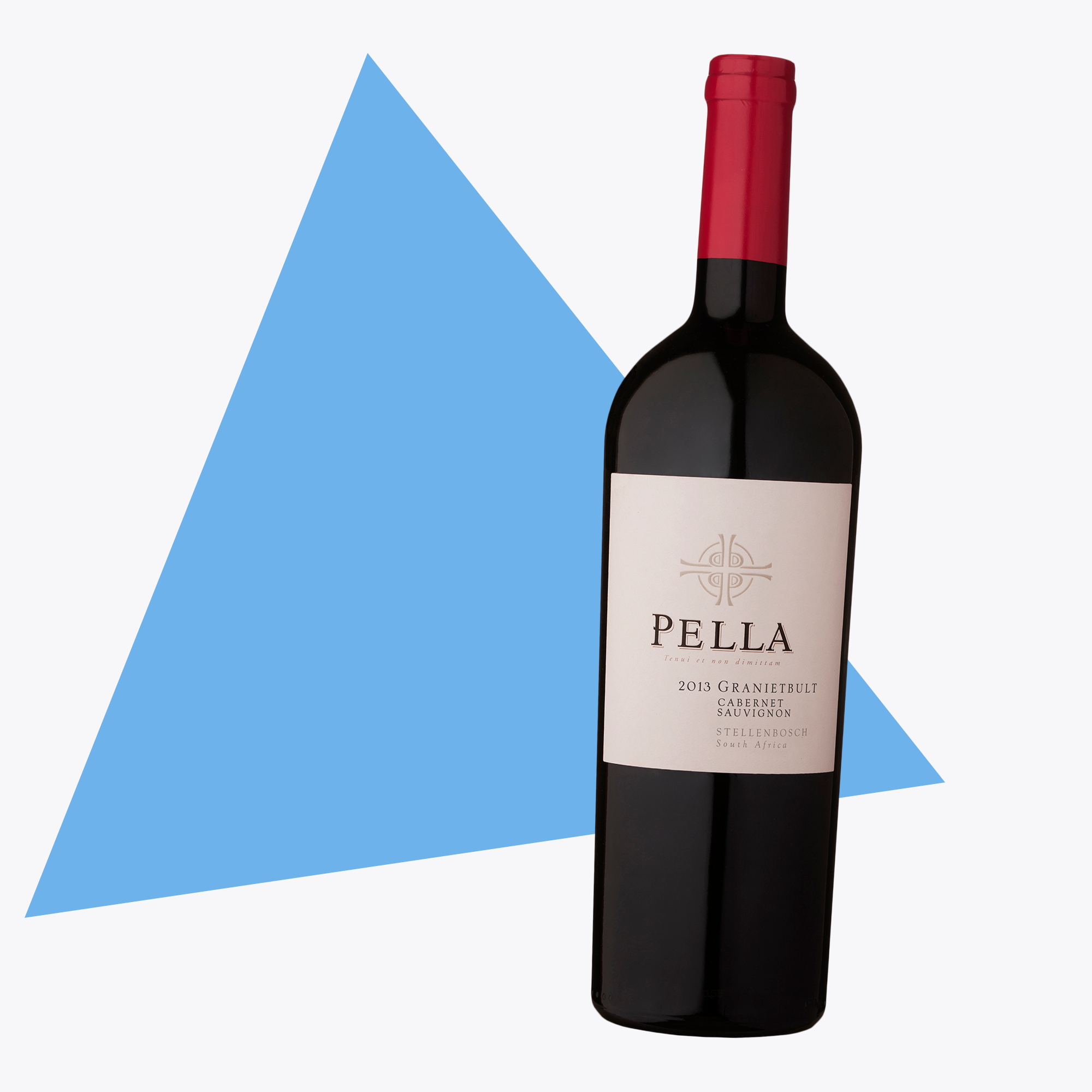 Pella Cabernet Sauvignon By Super Single Vineyards Stellenbosch South Africa