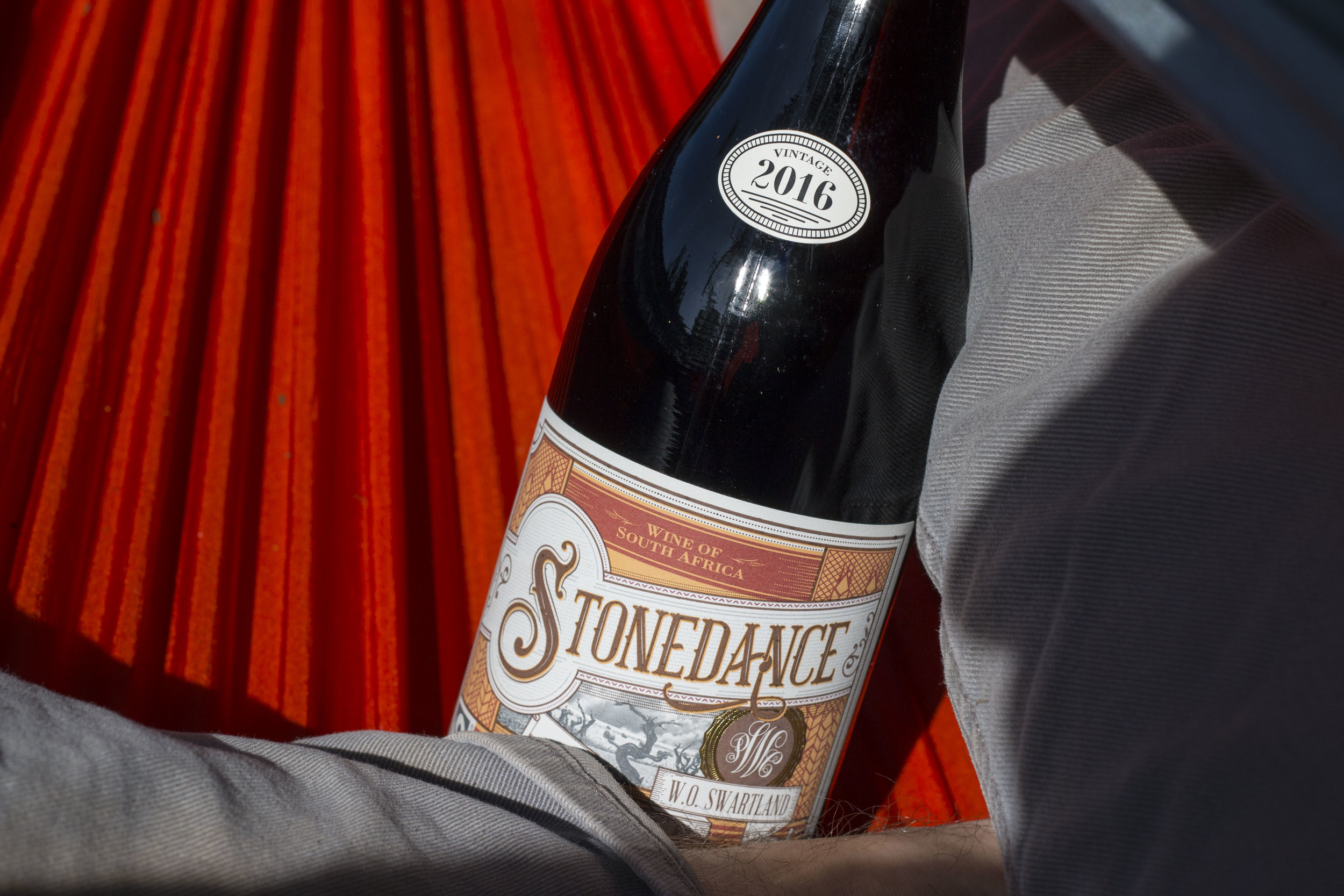 Stonedance Fairtrade South African Red Wine