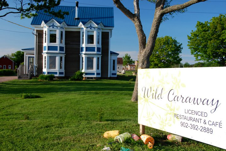 Wild Caraway Restaurant