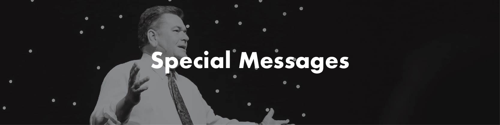 Special Messages Image
